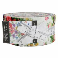 Wild Flowers Jelly Roll 33380JR Quilting Patchwork Fabric