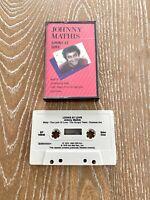 Johnny Mathis Looks At Love Cassette Tape 1982 CBS Records