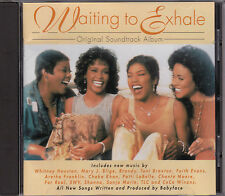 Waiting To Exhale - Soundtrack - CD (Arista 1995 Australia)