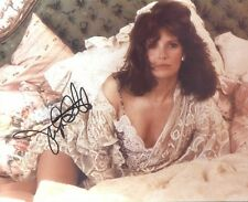 Jaclyn Smith (See Thru) Charlie's Angels The District NIP SLIP SIGNED RP 8x10!!!