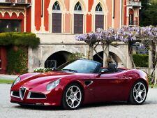 ADESIVO STICKER Alfa Romeo 8C Spider Concept 2005