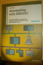 Hans Berger Automating with Simatic Siemens 3rd Edition S7 200/300/400 Profinet