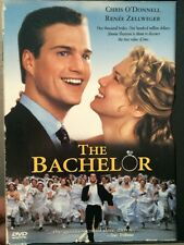 (GET FREE POPCORN) THE BACHELLOR DVD MOVIE W/Chris O'Donnell & Renee Zellweger