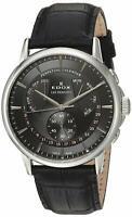 NEW Edox Les Bemonts Men's Perpetual Calendar Watch - 01602 3 NIN