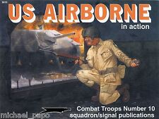 Squadron/Signal In Action 3010 - US Airborne - NEW
