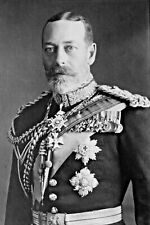 KING GEORGE V of United Kingdom & British Dominions-Emperor of India-1923 Photo