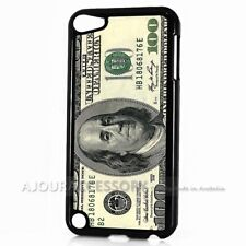 ( For iPod Touch 6 ) Back Case Cover AJ10963 One Hundred Dollar