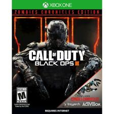 Call of Duty Black Ops III 3 Zombies Chronicles Edition Microsoft Xbox One