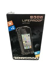 OEM LifeProof Belt Clip for iPhone 4 and 4s.  Black open box