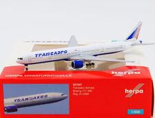 Herpa 1:500 - 527507: Transaero Boeing 777-300 - NEU + OVP