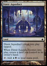 (X4)   Aqueduc de Dimir | Dimir Aqueduct    VO -  MTG Magic  (NM/EX)