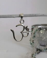 049 OM pendant Solid 925 sterling silver with free gift bag rrp $34.95