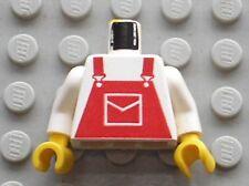 LEGO Minifig Torso Ref 973p1c / Set 6504 6380 6667 6541 6309 6542 6512 6349...