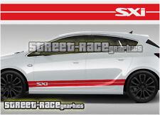 Vauxhall Sxi stripes stickers 011 - fit Astra Corsa