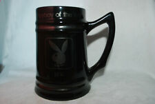 Playboy Mug Black 1974 Playboy Of The Year Mug Nice