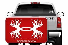 Under Armour Antlers Hunting Vinyl Decal Sticker Truck Window Car/ipad laptop