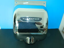 EXCEL XLERATOR XL-CX HIGH SPEED HAND DRYER CHROME PLATED COMMERCIAL