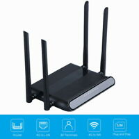 300Mbps 4G LTE Wireless Router Long Coverage HI-PowerAP  Wifi Extender OpenWRT