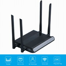 300Mbps 4G LTE Wireless Router Wide Coverage CPE AP Wifi Extender OpenWRT