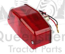 Massey Ferguson t20 fe35 35 35x Lucas lighting kit rear tail lamp light