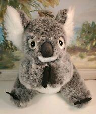 "Koala Bear Stuffed Animal Plush 10"" Toy Grippy Hands For hugs Neat And Clean!"