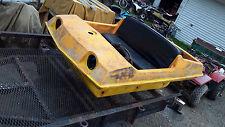 ATTEX 6 wheeler 6x6 amphibious utv atv tub drive body seat floor pan 1st GEN lid
