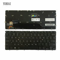 New for DELL XPS 12 13 13Z L321X L322X Ultrabook Keyboard Backlit MP-11C73U4J920