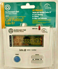 Southwestern Bell Caller Id Fm147 Freedom Phone Call Waiting 99# Name/Memory New