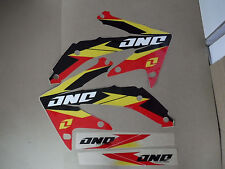 ONE INDUSTRIES DELTA  GRAPHICS HONDA CRF450R CRF450 2005 2006 2007 2008 #61913