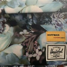 Herschel Supply Co. Travel Toiletry Bag In Winter Floral (Rare)