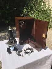 Microscope Ancien Nachet