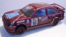 Scalextric C408 Ford Sierra Cosworth - #16 Syntron Very Rare Car -Mint Condition