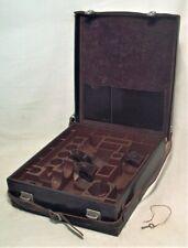 Leica 1930s-40s Era 35Mm Screw Mount Rangefinder Set Case - Complete & Clean