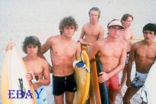 Puberty Blues barechested surfers Vintage 35mm Slide
