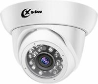 XVIM 1080p HD 4in1 Night Vision Outdoor Dome Home Security Surveillance Camera