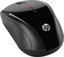 H2C22AA HP X3000 Wireless Mouse - Black RF4136