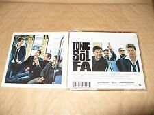 Tonic Sol Fa Boston To Beijing cd 12 tracks 2005 Excellent condition