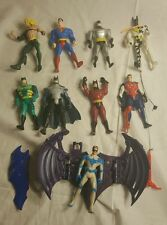Superhero Action Figure Superman Batman Lot