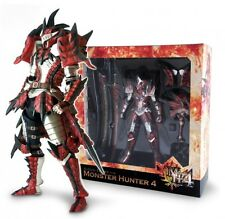 Nintendo 3DS MONSTER HUNTER 4 RATHALOS Armor Acrion Figure Limited Capcom  F/S