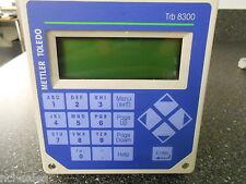 Mettler Toledo Trb 8300 Turbidity Transmitter Sensor Stand Alone Unit