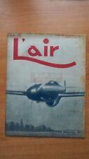 L'AIR revue hebdomadaire provisoirement bimensuelle n° 561 : 5 novembre 1945
