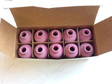Tig Ceramics ** Gas Lens ** 54N17 **  No 5 ** WP17/18/26 ** Box of 10