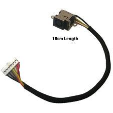 DC jack socket et fil de câble DW200 HP Pavilion DV7-6000 639402-001 50.4 RN09.001