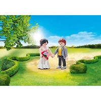 Playmobil Bridal Couple Building Set 9820 NEW IN STOCK