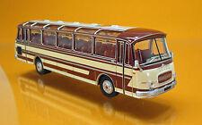 Brekina 58201 Setra S12 Omnibus - creme/braun von Starline - Formneuheit