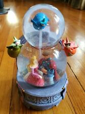 Sleeping Beauty Snow Globe Disney Store Aurora Philip Fairies Once Upon A Dream