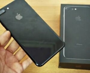 Apple iPhone 7 Plus - 128GB - Jet Black (Unlocked) A1784 (GSM)