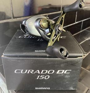 Shimano Curado DC 150HG Fishing Reel