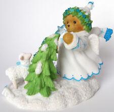 Cherished Teddies - CHARLENE - LIMITIERTE AUFLAGE! - The White Christmas Serie
