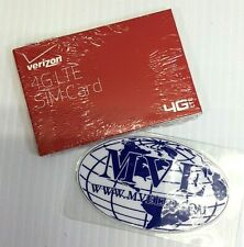 Lot 13 Verizon Directsim4G-D 4G Lte Sim Card Brand New